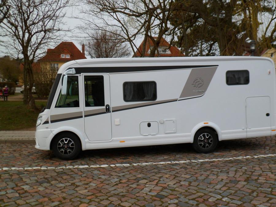 Fonkelnieuw Reisemobil Vermietung Werner - Startseite TZ-57
